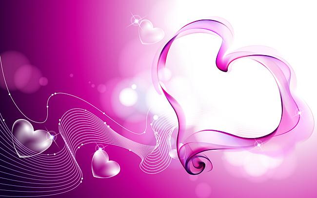 Картинка на День Всех Влюбленных Сердце