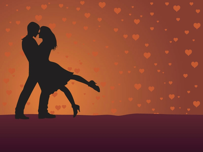 Цитата из стиха классика для любимой ко Дню Святого Валентина для любимой - Пред ней задумчиво стою.., Александр Пушкин